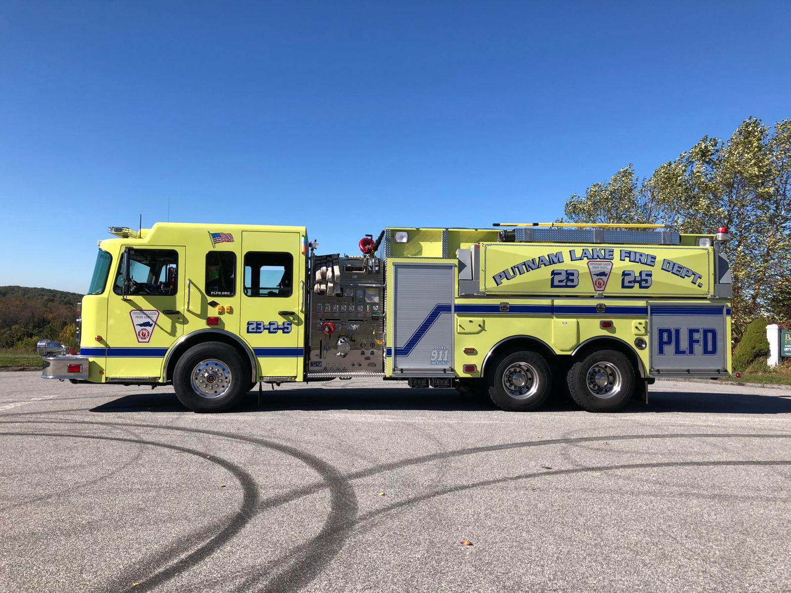 Putnam Lake Fire Department
